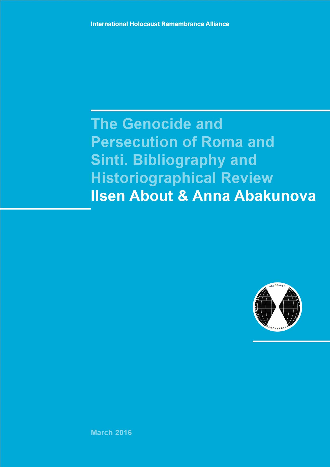 IHRA - Bibliography and Historiographical Review